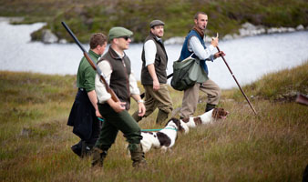 The Scottish Macnab Challenge with Robin Hurt Safaris